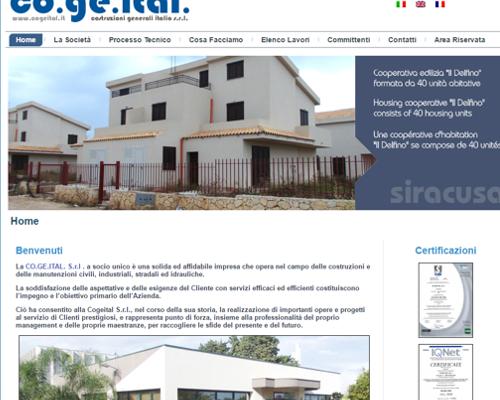 Co.Ge.Ital. – Costruzioni Generali Italia